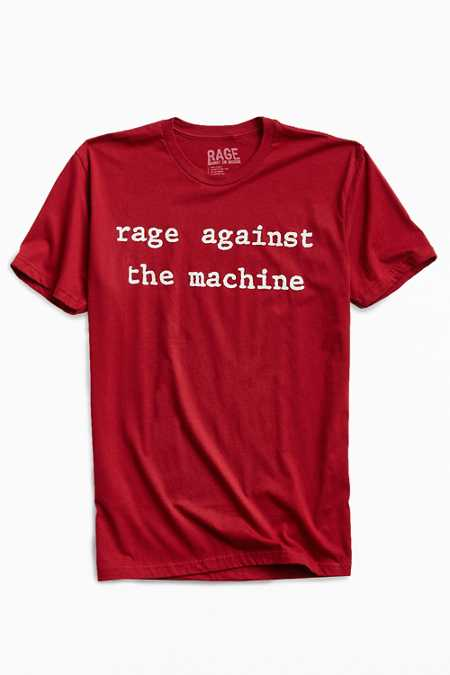 Rage Against The Machine Tee