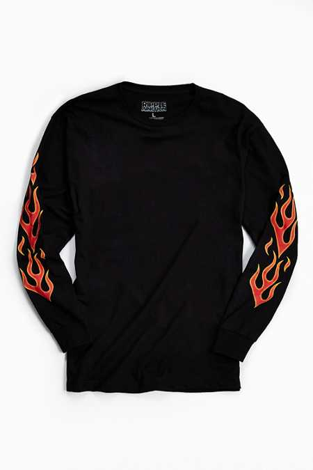 Flamez Long Sleeve Tee