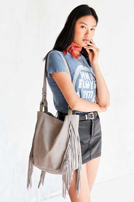Isla Fringe Shoulder Bag