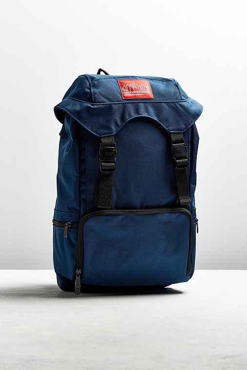 Manhattan Portage Greenbelt Hiker Jr. Backpack,NAVY,ONE SIZE