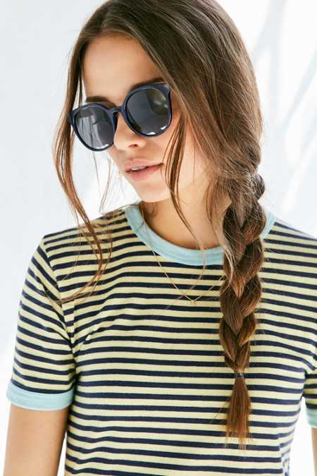 Sporty Round Sunglasses