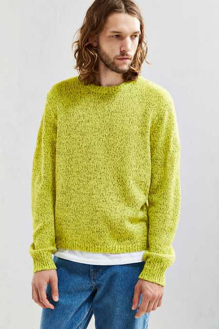 UO Classic Twist Crew Neck Sweater