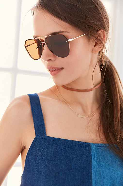 Geo Aviator Sunglasses