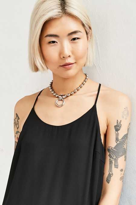 We Who Prey Medium Meridian Choker Necklace