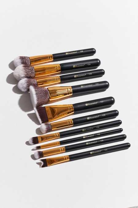 bh cosmetics 10 Piece Sculpt + Blend 2 Brush Set