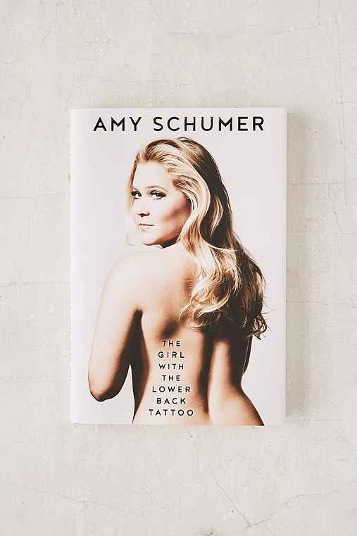 The Girl With The Lower Back Tattoo By Amy Schumer,ASSORTED,ONE SIZE