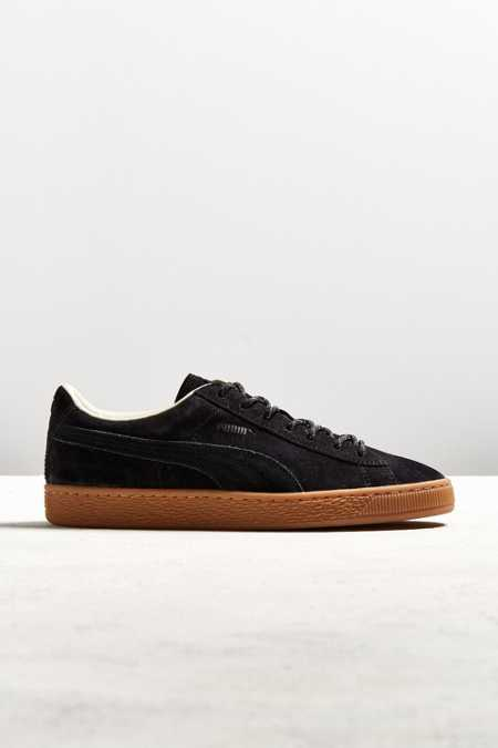 Puma Winterized Basket Sneaker