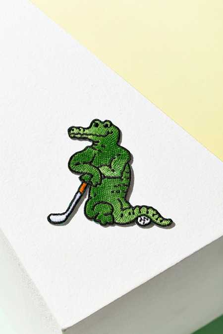 UO Souvenir Miami Gator Patch