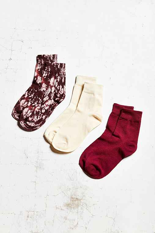 Out From Under Basic Trouser Sock 3 Pack,NEUTRAL MULTI,ONE SIZE