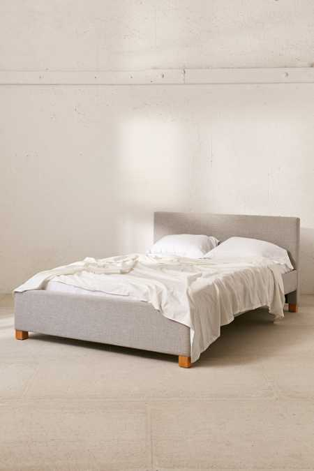 Alaina Upholstered Bed