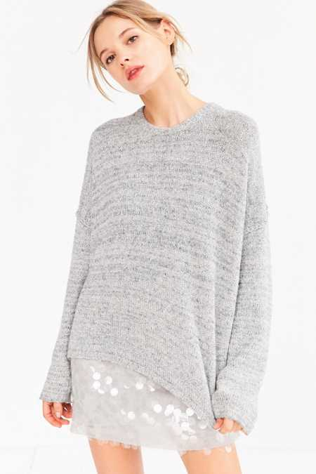 BDG Drop-Shoulder Pullover Sweater