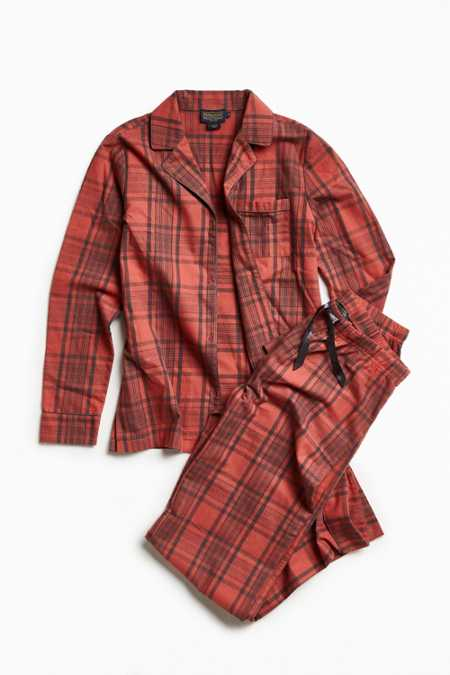 Pendleton Flannel 2-Piece Pajama Set