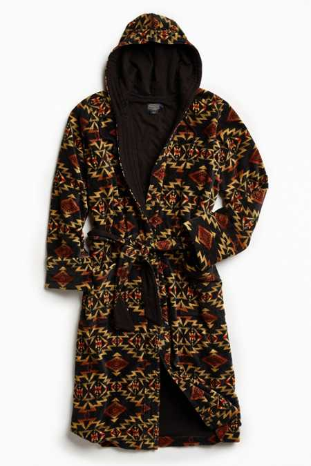 Pendleton Lined Terry Bath Robe