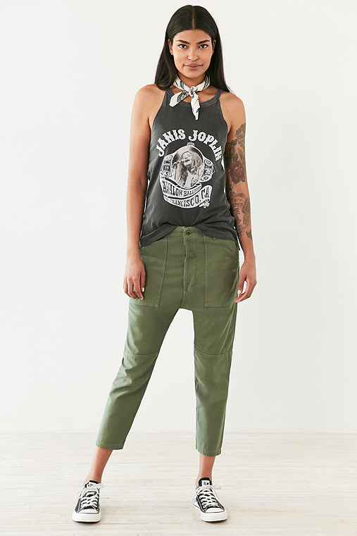 Citizens Of Humanity Sadie Cargo Pant,GREEN,30