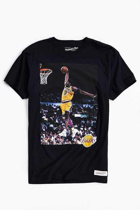 Mitchell & Ness Kobe Bryant Photo Tee
