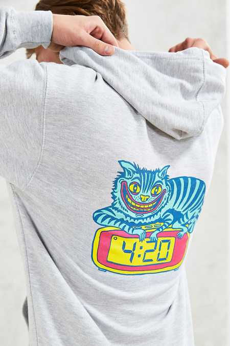 Killer Acid Cat Hoodie Sweatshirt