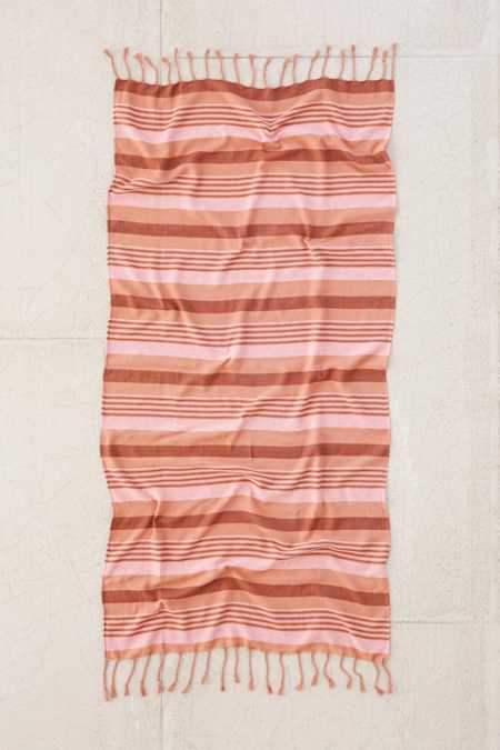 Ari Striped Bath Towel