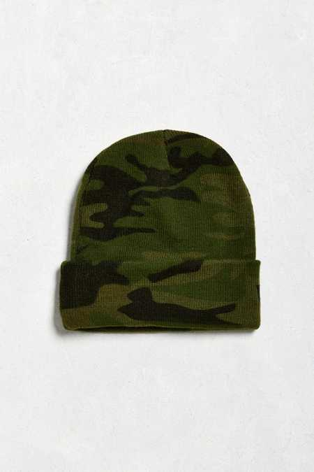 UO Camo Watch Cap