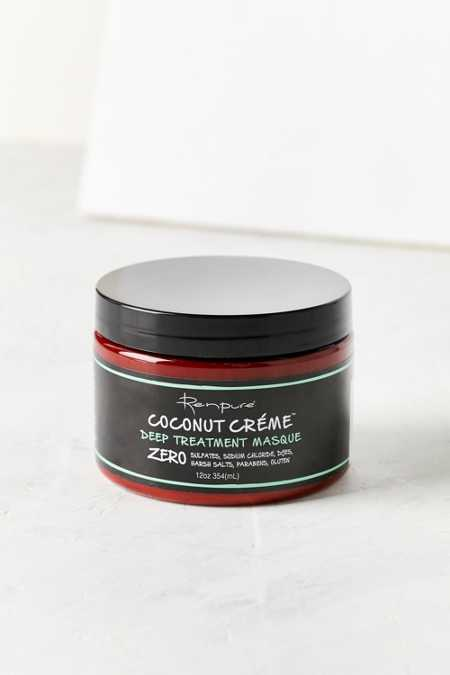 Renpure Coconut Crème Deep Treatment Masque