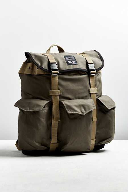 Alpha Industries X Manhattan Portage Jungle Backpack