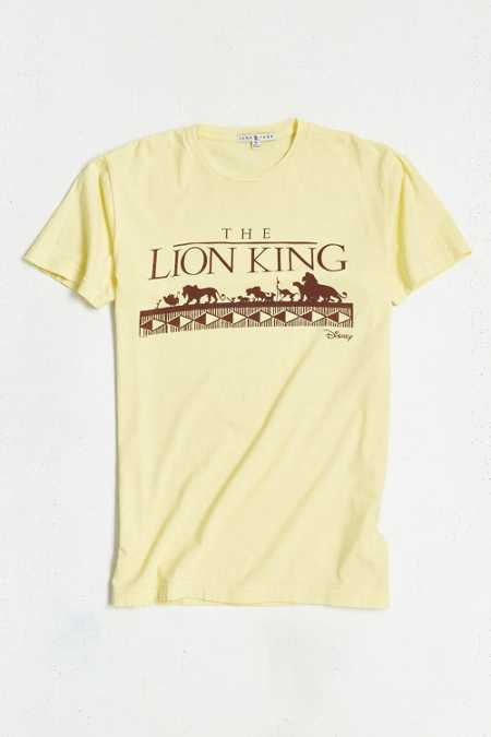 Junk Food Lion King Tee
