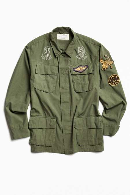Deus Ex Machina Military Shirt Jacket