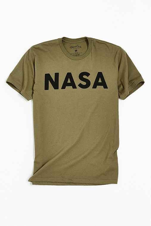 NASA Tee,GREEN,XL