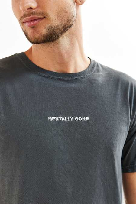 Wildroot Mentally Gone Tee