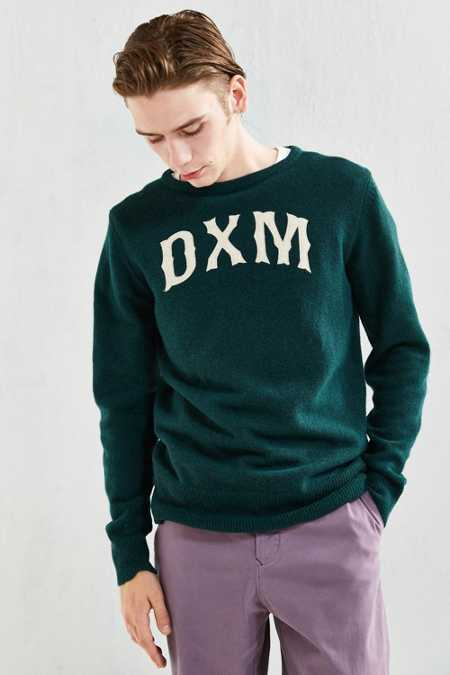 Deus Ex Machina Correction Crew Neck Sweater