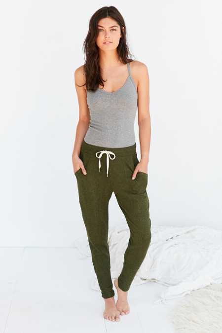 Out From Under Cozy Ribbed Jogger Pant