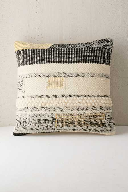 Woven Loop Pillow