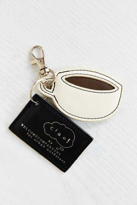 Welcome Companions X UO Coffee Keychain