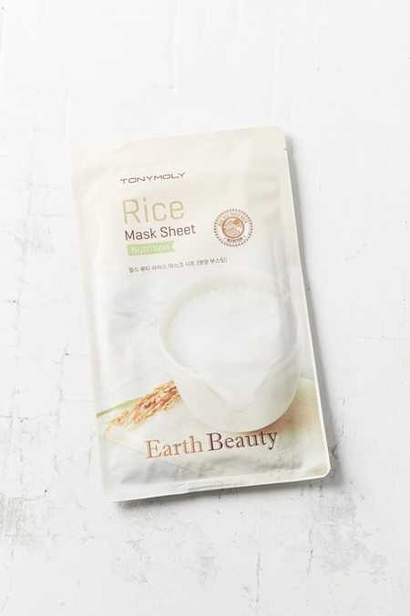 TONYMOLY Earth Beauty Sheet Mask