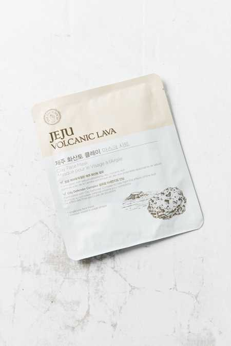 The Face Shop Jeju Volcanic Lava Clay Face Mask