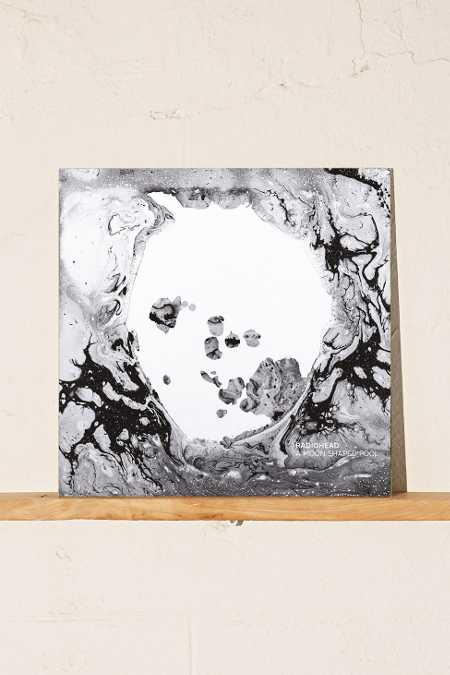 Radiohead - A Moon Shaped Pool 2XLP
