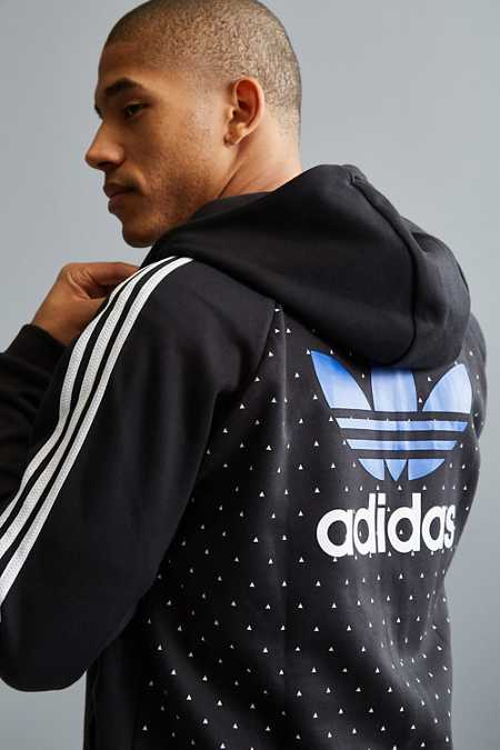 adidas X Pharrell Williams Zip Hoodie Sweatshirt