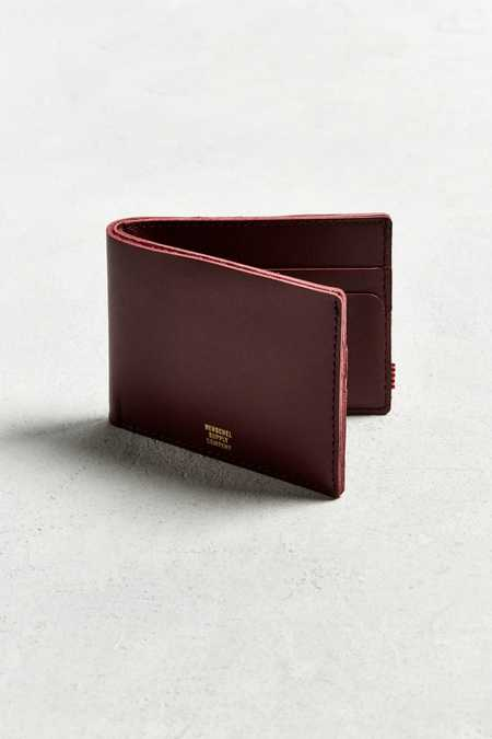 Herschel Supply Co. Miles Premium Leather Wallet