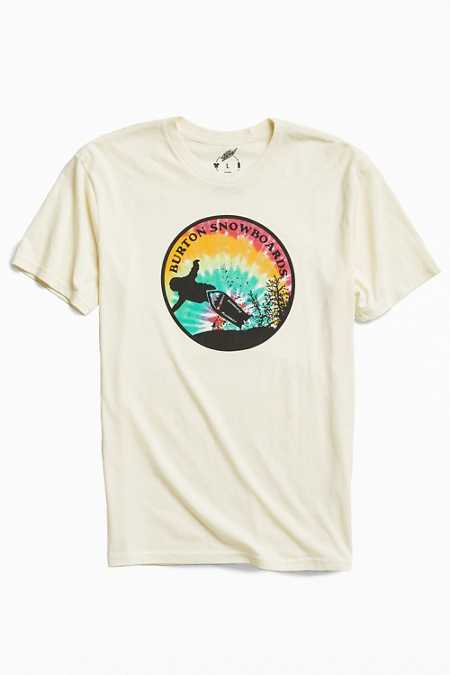Burton Throwback Tee