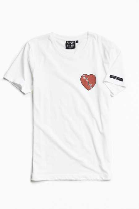 Quatre Cent Quinze Heartless Tee