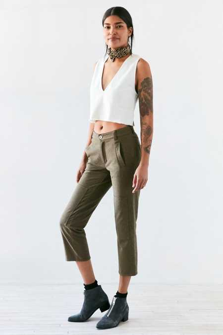 BDG Perry Cozy Utility Pant