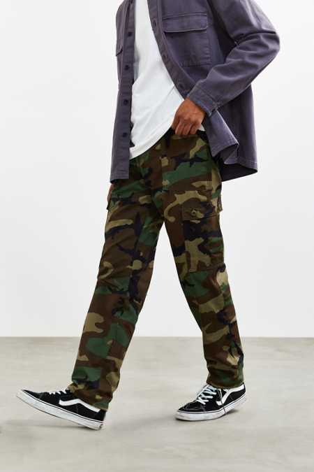 Stan Ray Woodland Camo Fatigue Pant