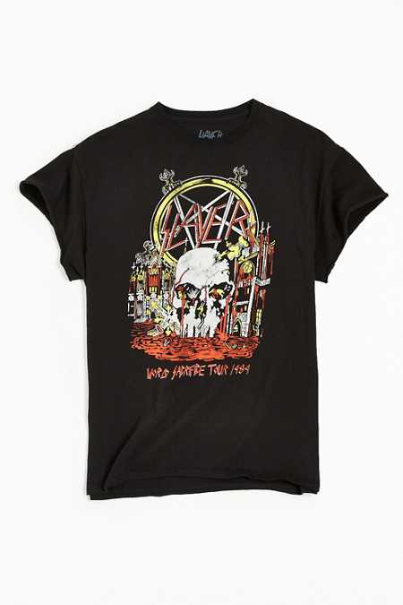 Slayer Metal Tee