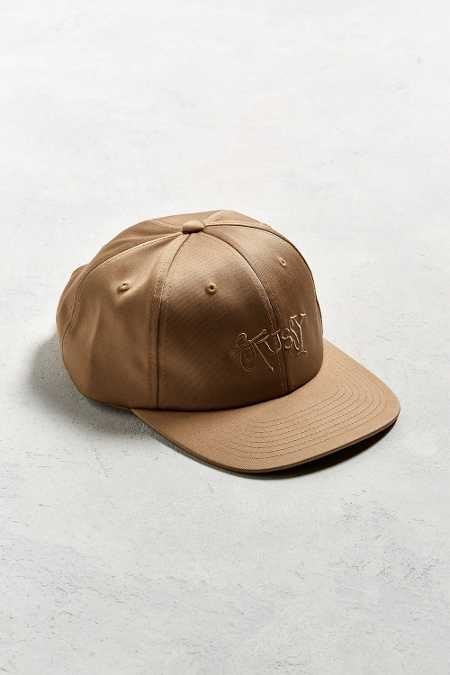 Stussy X UO Sateen Dad Hat