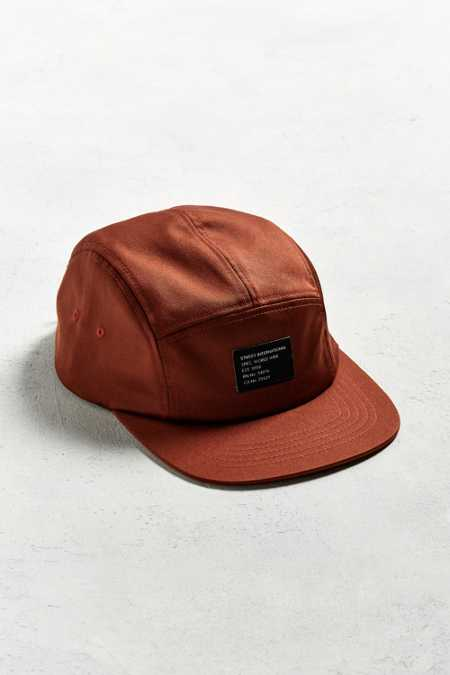 Stussy Sateen Camp Hat
