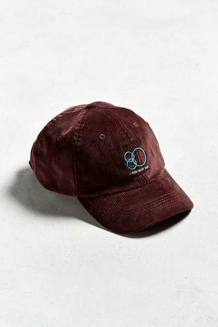 Stussy 80 International Baseball Hat