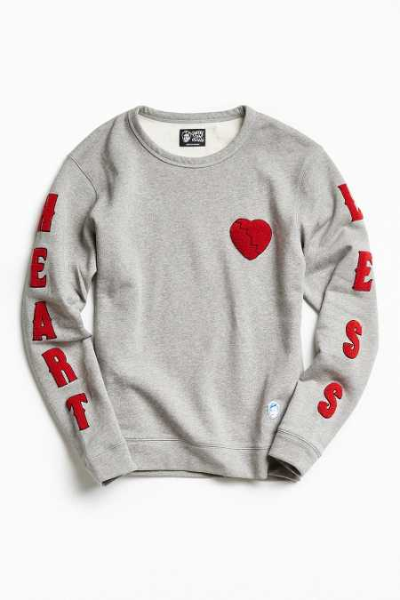 Quatre Cent Quinze Heartless Crew Neck Sweatshirt