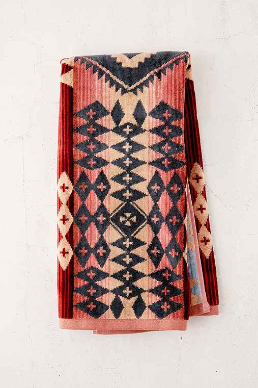 Pendleton Canyonlands Hand Towel,PINK,ONE SIZE