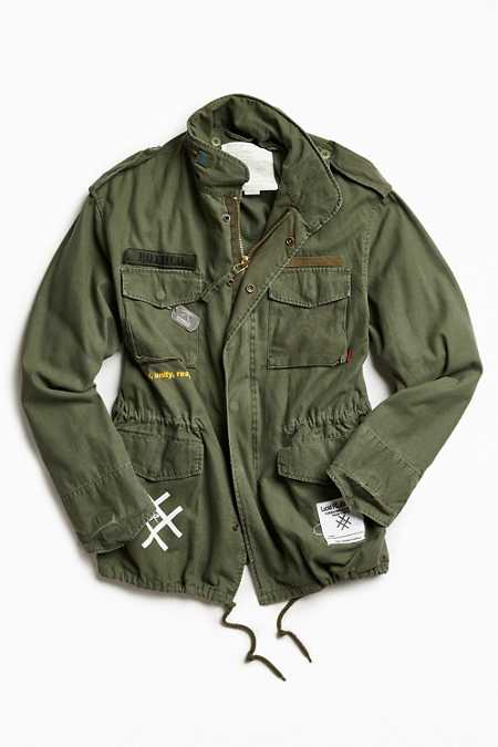 Rothco X Lucid FC M-65 Field Jacket