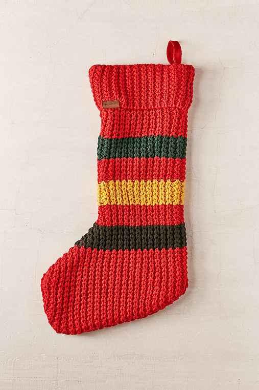 Pendleton Rainier Stocking,RED,ONE SIZE
