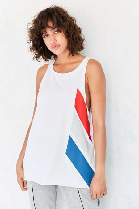 P.E Nation Flight Phase Tunic Tank Top